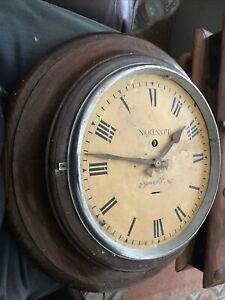 Antique School Clock A/F