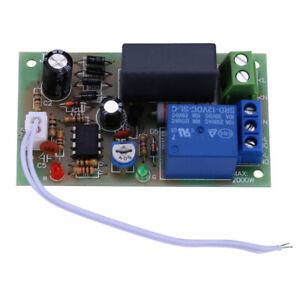 Trigger Timer Delay Switch Module Turn Off Board Adjustable Time 1Sec.~60Sec.