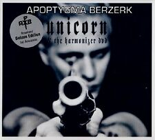APOPTYGMA BERZERK Unicorn & The Harmonizer - CD + DVD - DIGIPAK - Remastered
