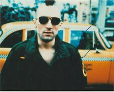 Robert De Niro Hand Signed 8 x 10 Taxi Driver Photo Autograph w/ Coa Rare Auto
