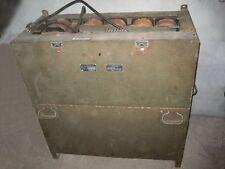 Luftwaffe Flugzeug Kupferoxydulmerfachgleichrichter FL68822 Type CUOR2 !!