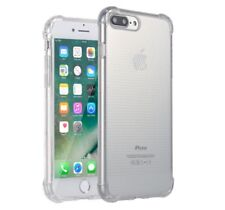 Anti-Shock Lensun Case Cover For iPhone 7 y 8 Plus - Clear