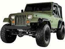 Smittybilt Full Set of Front & Rear Extended Fenders 1987-1995 Jeep Wrangler YJ