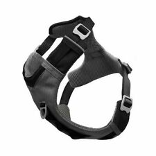 JOURNEY DOG HARNESS SOFT COMFORTABLE BUT ABOVE ALL TOUGH (By Kurgo) Black