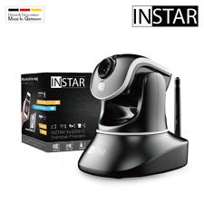 INSTAR IN-6014HD IP Überwachungskamera steuerbar PIR Mikrofon Nachtsicht IR-LEDs