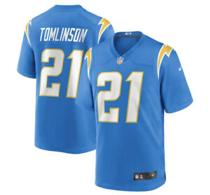 Los Angeles Chargers LaDainian Tomlinson Nike Men's Game Retired Player Jersey