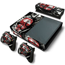 Superman Xbox One Protective Skin Sticker Set Console & 2 Controllers - #2212
