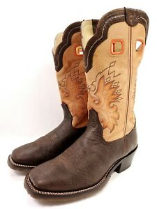 Western Work \u0026 Safety Boots for Men for