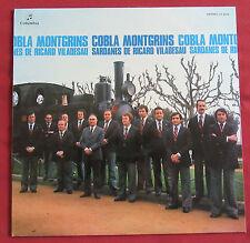 COBLA MONTGRINS LP ORIG ESP SARDANES DE RICARD VILADESAU