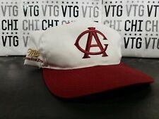 VINTAGE / AMERICAN GIANTS NEGRO LEAGUE / CHICAGO WHITE SOX /Snapback Hat SGA