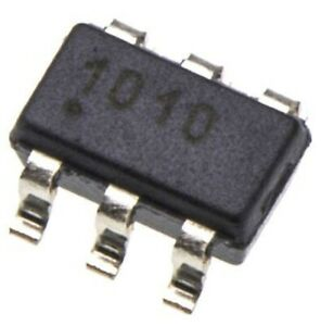 Intersil MULTIPLEXER SWITCH ICS 5Pcs 3.3/5/12V 6-Pin Single SPDT Analogue SOT-23