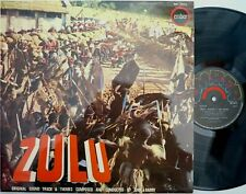John Barry ZULU soundtrack ost lp Ember NR 5012 UK import STEREO