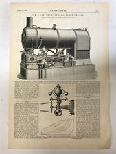 The R.A.S.E show - Semi portable engine: The Engineer 1889