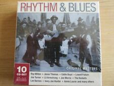Rhythm & Blues - Original Masters - 10-CD-Set
