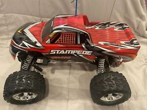Traxxas 67086 Stampede Monster Truck 2WD