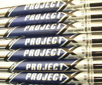 Project X 6.0 HL 4-PW = 7 Stiff+ Shafts 370 Parallel Tip ProjectX MADE IN USA