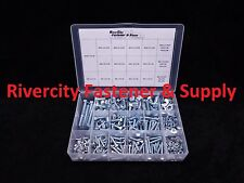 METRIC GRADE 10.9 BOLT, NUT & WASHER ASSORTMENT 334PC