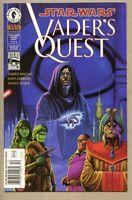 Star Wars Vader's Quest #2-1999 fn 6.0 Newsstand Variant