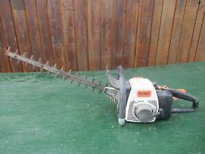 Vintage STIHL Hedge Trimmer Chainsaw Chain Saw
