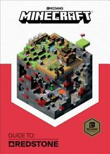 Minecraft: Guide to Redstone by Mojang Ab -Hcover