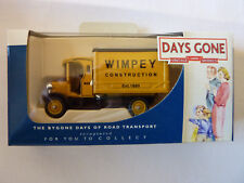 Lledo Days Gone Dg066026 Dennis Delivery Van Wimpey
