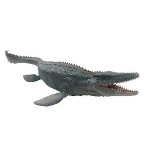 Dinosaur Model Mosasaurus Figure High Realistic Dino Toy