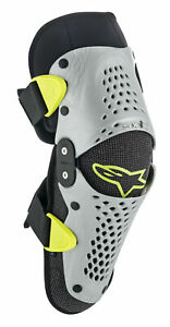 ALPINESTARS YOUTH SX-1 CE CERTIFIED KNEE GUARDS (PAIR)