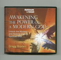 Awakening The Power of a Modern God: by Gregg Braden - Nightingale-Conant 7CD