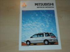 27337) Mitsubishi Space Wagon Prospekt 1995