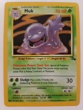 Fossil 1x Quantity Pokémon Individual Cards with Holo