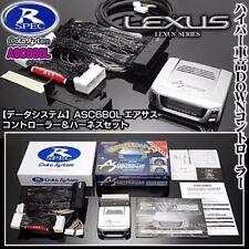 Lexus LS 460 600 07 8 9 Data System ASC680L Air Suspension Controller F/S H087G