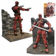 Marvel Select PVC Comic Book Heroes Action Figures