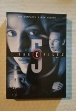 The X-Files - The Complete Fifth Season (DVD, 6-Disc Set, Sensormatic Widescreen)