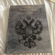 RARE Sotheby's Catalog THE RUSSIAN SALE Paintings, Icons, Medals LONDON 12/1995