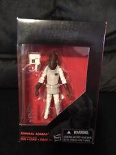 """Star Wars The Black Series Return Of The Jedi Admiral Ackbar 3.75"""" Figure"""