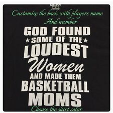 Basketball Mom Shirt Personalized New Basketball