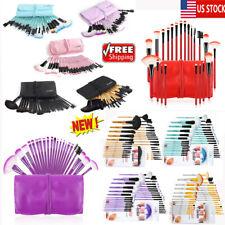Professional Makeup Brushes Set Eyeshadow Lip Powder Blusher Cosmetics Kit Hot