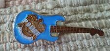 The Police Rock Band Guitar vintage lapel pin pre-owned