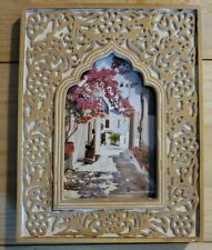 OPALHOUSE Kazbah Motif  PICTURE FRAME 4X6 Natural