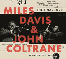 Miles Davis & John Coltrane - The Final Tour - New 4CD Set