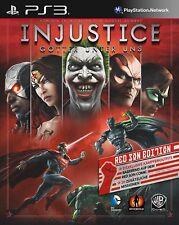 Injustice: Götter unter uns - Red Son Edition (Playstation 3) | Kampfspiel |