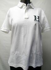 Tommy Hilfiger Damen Polo Shirt Weiß/m