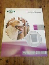 PetSafe Staywell Original Large Dog Flap Pet Door White