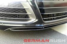 Carbon Fiber Front Splitter GT Style Audi R8 2007-2015 GR / Vacuum Formed