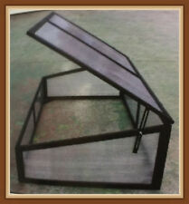 WOODEN GARDEN COLD FRAME GREEN HOUSE-Brand New In Box