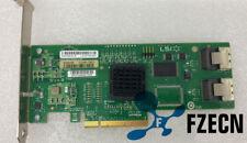 LSI SAS 3081E-R 3Gb/s 8 Port SATA/SAS 1068E Host Adapter Controller Card PCI-E