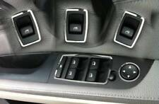 USA  BMW E90 E91  polished frame for window switch  -  more item´s in my shop