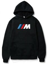 BMW Hoodie M Power Automobile Vehicle Super Car Fans Jumper Men Sweatshirt Top