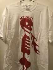 Vintage Melvins Shirt NEW XL Nirvana Sleep Boris Butthole Surfers