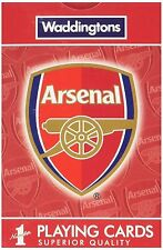 Arsenal FC Playing Cards waddingtons